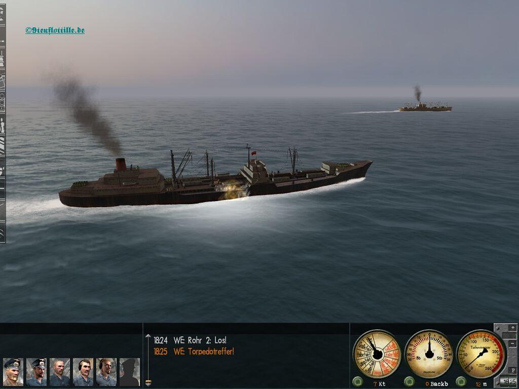 Советские лодки в silent hunter 3